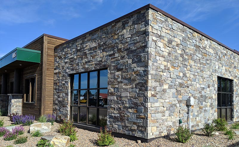 Commercial Gallery for Masonry Services Kalispell MT