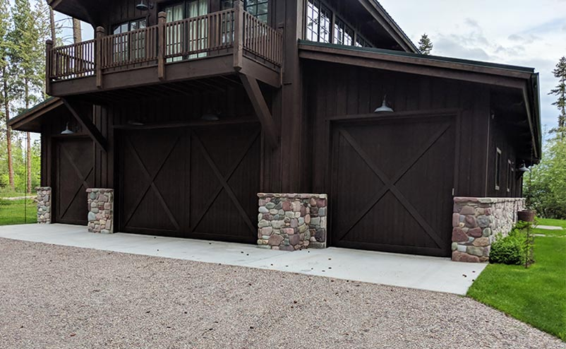 Residential Gallery for Masonry Services Kalispell MT